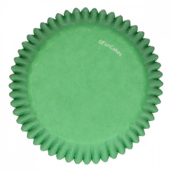 Bilde av Gress Grønne, Muffinsformer, 48 stk