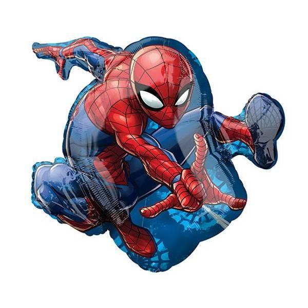 Bilde av XL Spiderman Folieballong, 43x73 cm