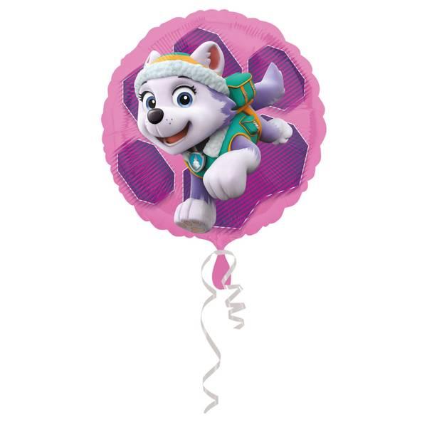 Bilde av Paw Patrol Skye og Everest Folieballong, 43 cm