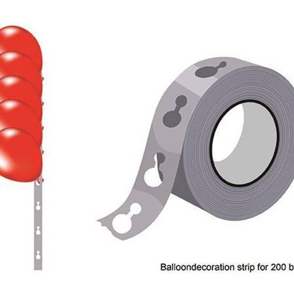 Bilde av Dekorasjonsremse til å feste ballonger