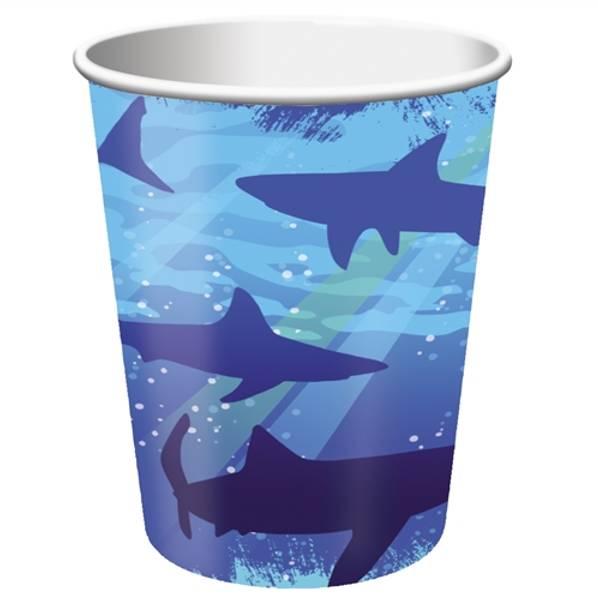 Bilde av Shark Dudutu, Kopper, 8 stk