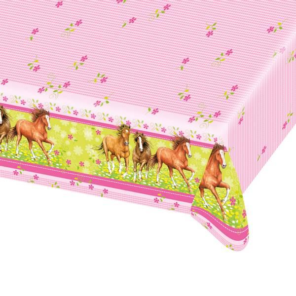 Bilde av Charming Horses Duk, 120x180 cm