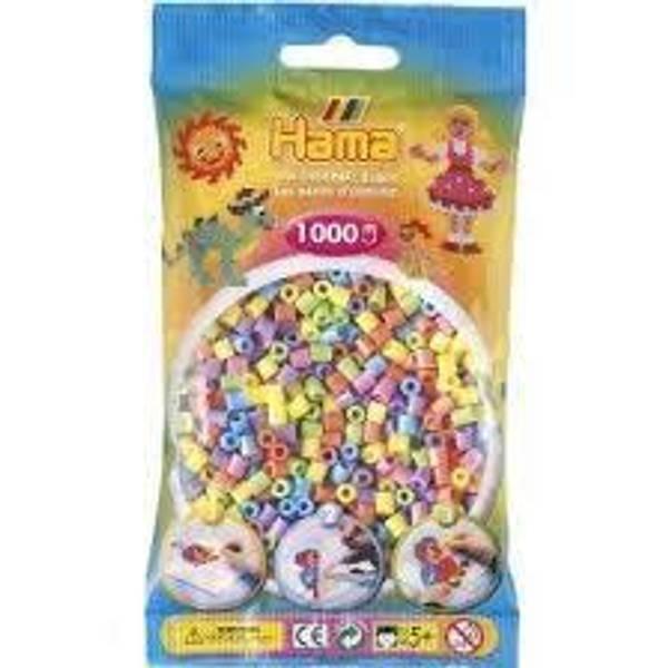 Bilde av Hama Midi - 50 mix 1000 stk