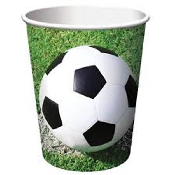 Bilde av Fotball, Kopper, 8stk