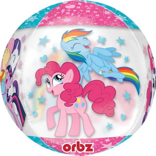 Bilde av My Little Pony, Ballong, Gjennomsiktig