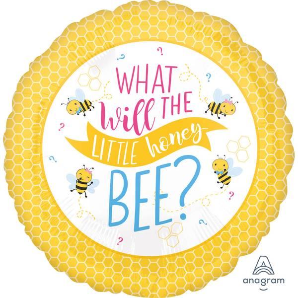 Bilde av What will it Bee? Folieballong