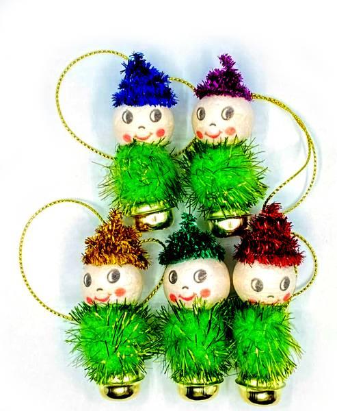 Bilde av Hobbypakke Jul- Alver med Bjelle