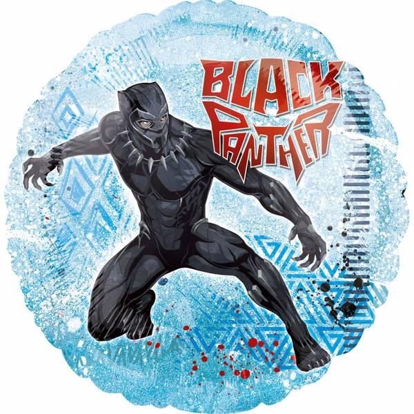 Bilde av  Black Panther Foil Balloon, 43 cm