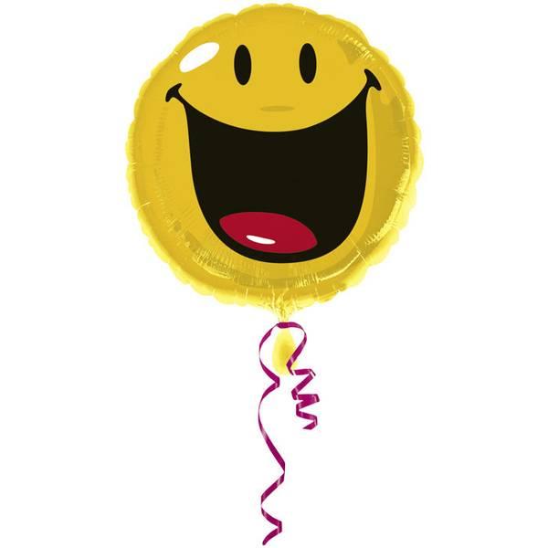 Bilde av Emoji Folieballong
