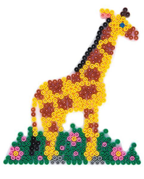 Bilde av Perleplate MIDI– Giraff