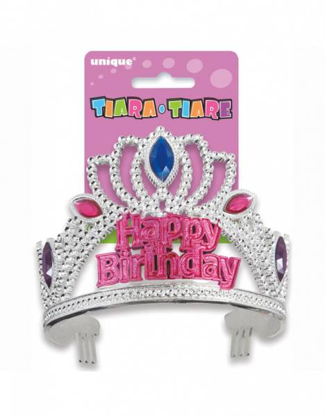 Bilde av Happy Birthday Tiara