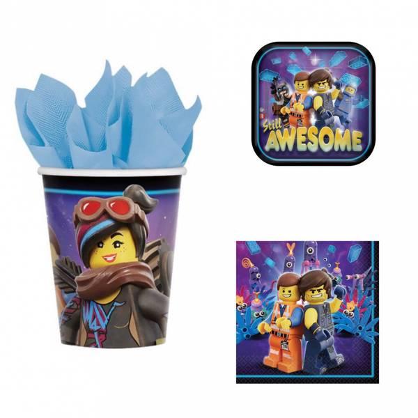 Bilde av LEGO, Basis Bursdagspakke for 16 personer