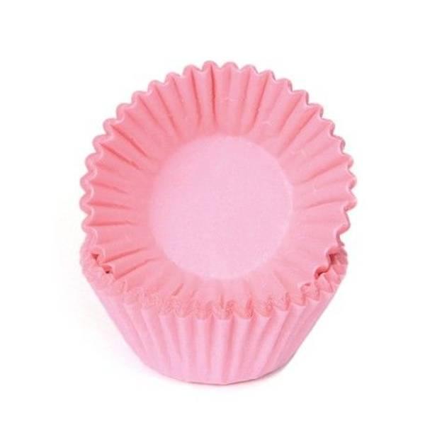 Bilde av Rosa, Mini Muffinsformer, 100 stk