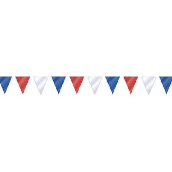 Bilde av Rød-Hvit-Blå Flaggbanner, 10 m