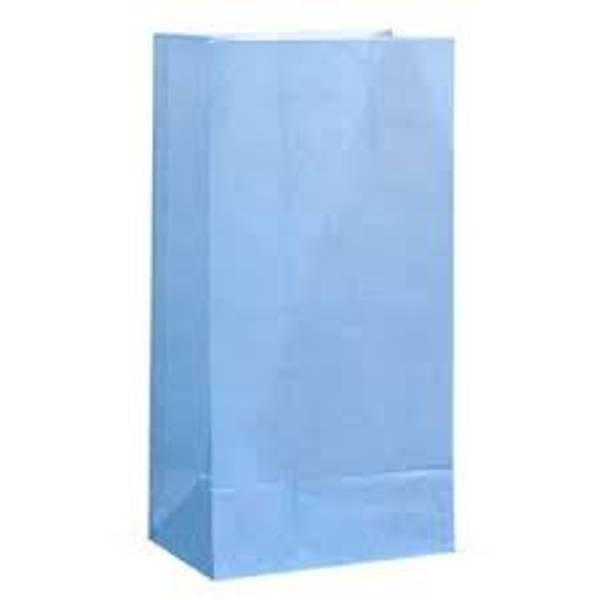 Bilde av Blå godtepose, 12stk