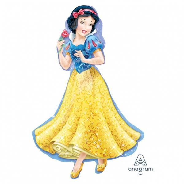Bilde av Disney Prinsesse Snehvit Folieballong