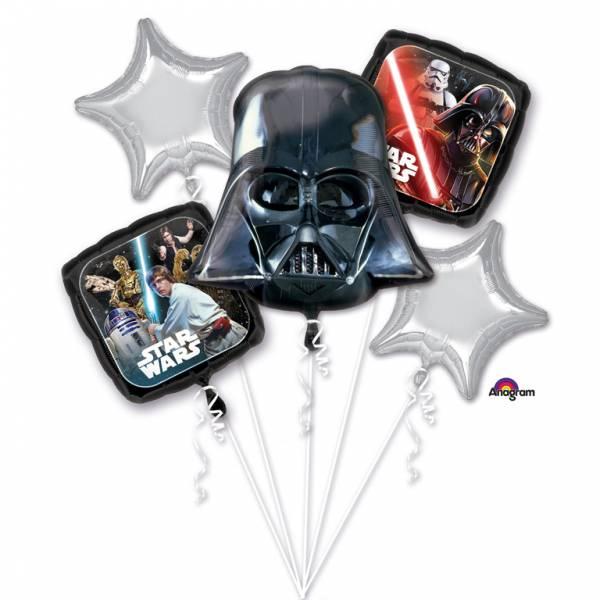 Bilde av Star wars Folieballong bukett