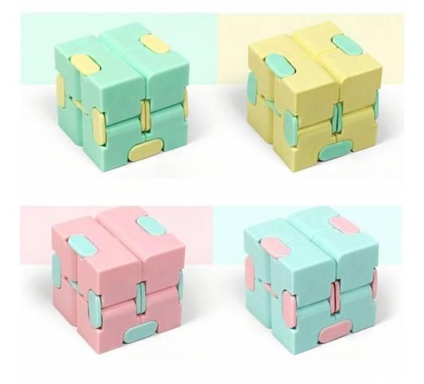 Bilde av Infinity Cube, Fidget Toy, pr stk