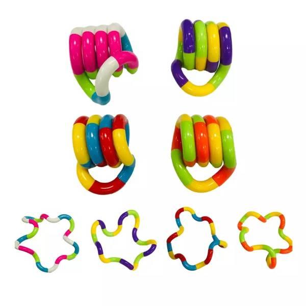 Bilde av Tangle, Fidget Toy, pr stk