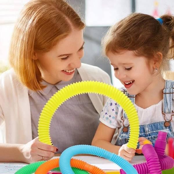 Bilde av Fidget Toy Pop Tube, pr stk