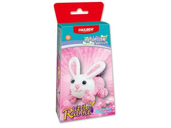 Bilde av Modeling Foam – Little Rabbit Rosa