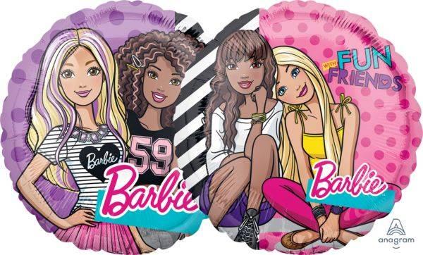 Bilde av Barbie Folieballong 43 cm