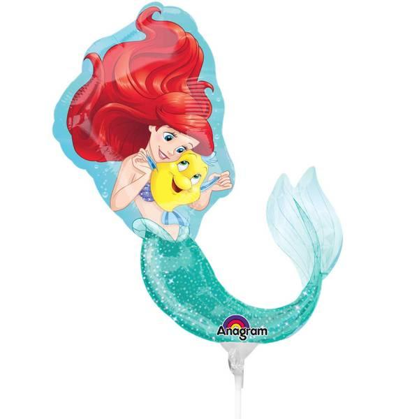 Bilde av Disney Prinsesse Ariel Folieballong
