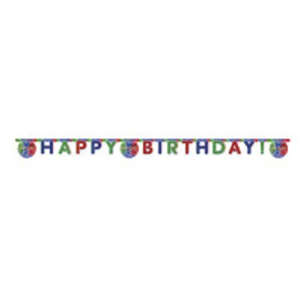 Bilde av PJ Masks, Happy Birthdaybanner