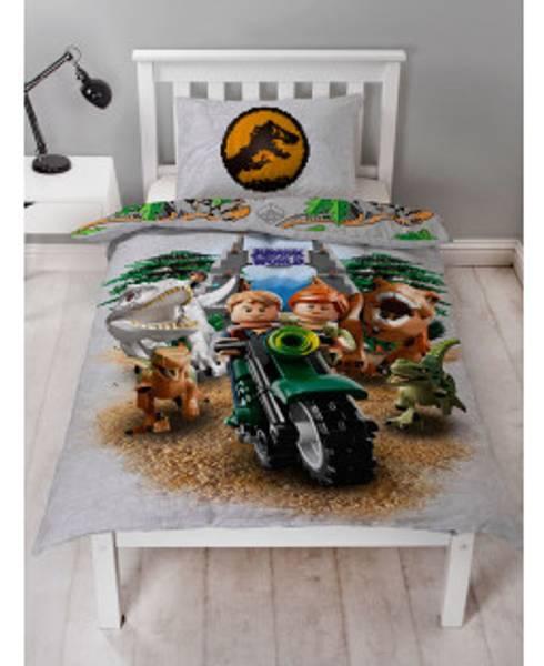 Bilde av Jurassic World  Lego sengesett 2