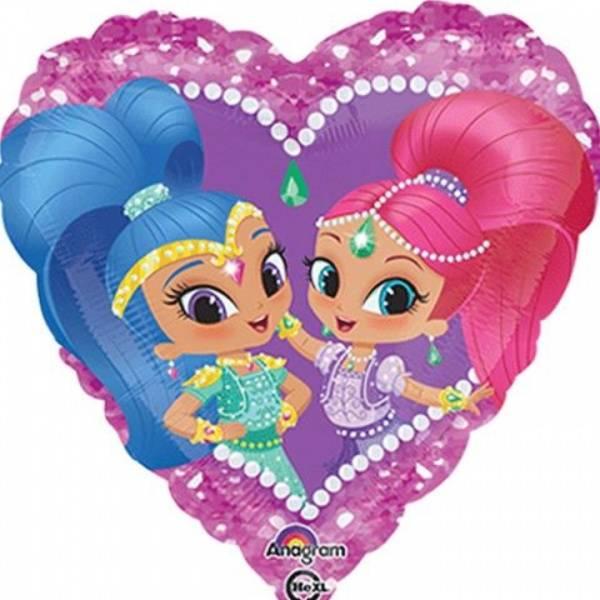 Bilde av Shimmer and Shine Folieballong 43 cm