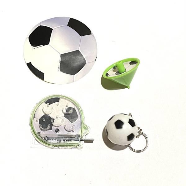 Bilde av Fotball små festleker, 4 stk
