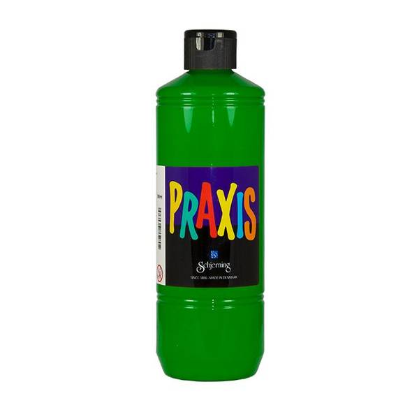 Bilde av Schjerning Praxis Vannbasert Maling 500ml – Grønn