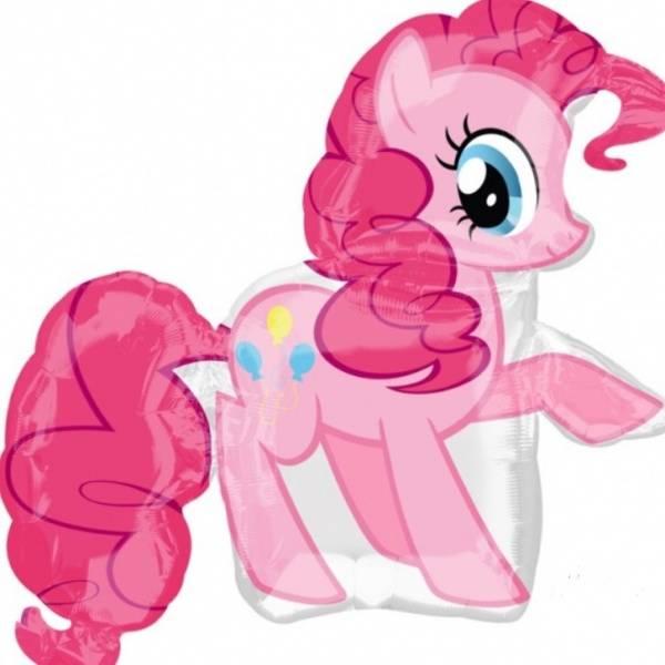 Bilde av My Little Pony Folieballong, Pinky Pie