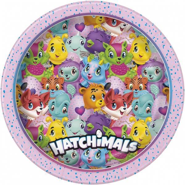 Bilde av Hatchimals, Kakebilde, 20 cm
