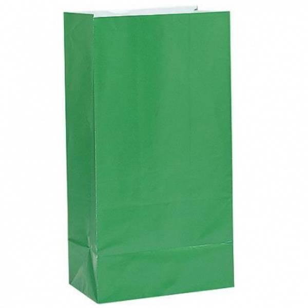 Bilde av Grønn Godtepose, 12 stk