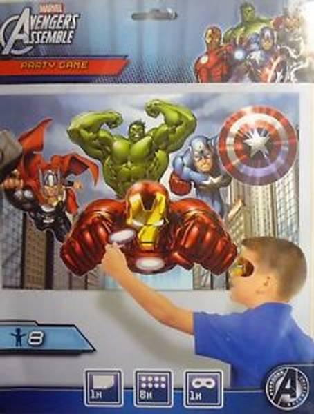 Bilde av Avengers Partyspill