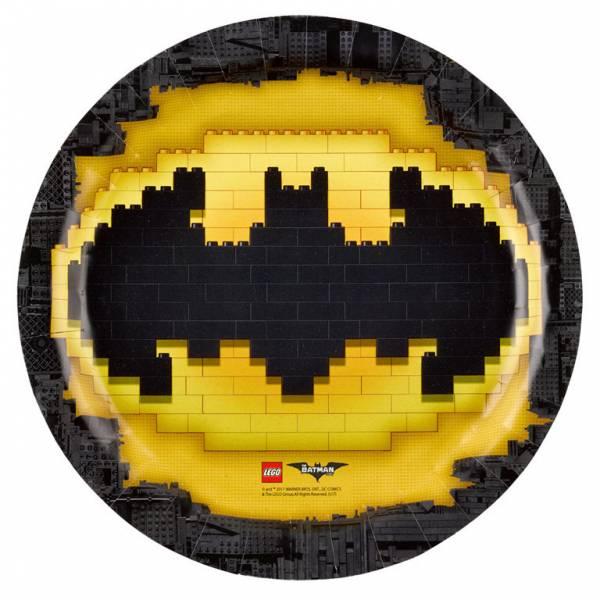 Bilde av LEGO Batman Tallerker, 8stk