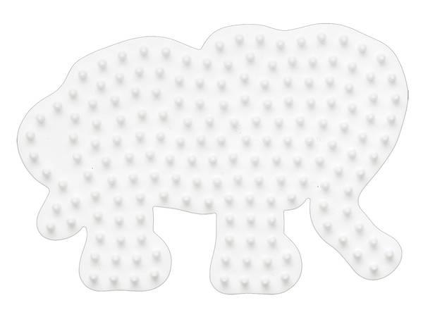Bilde av Piggplate MIDI - Liten elefant