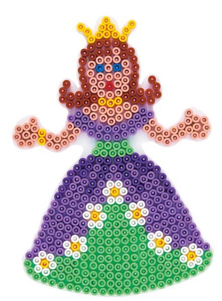 Bilde av Perleplate MIDI – Prinsesse