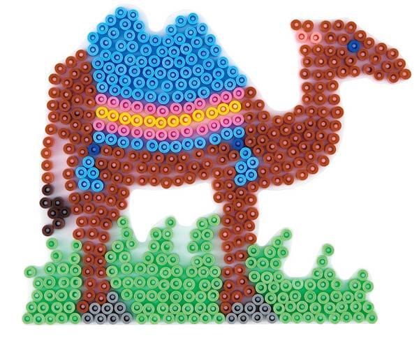 Bilde av Perleplate MIDI – Kamel