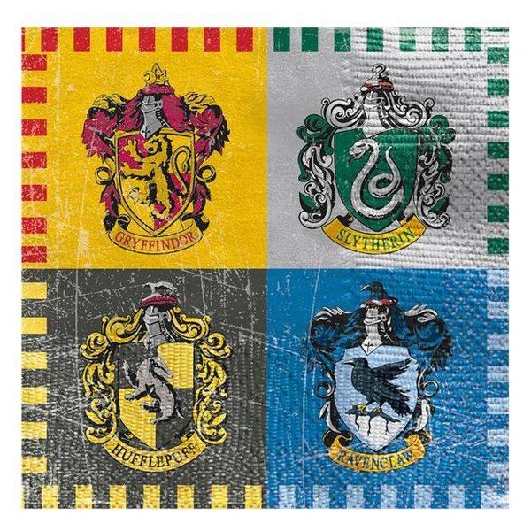 Bilde av Harry Potter, Cafeservietter, 16 stk