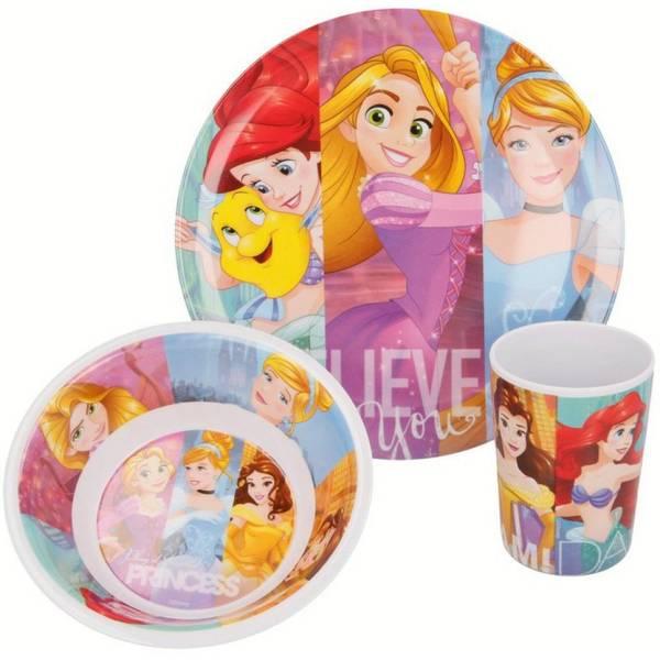 Bilde av Disney Prinsesser, Frokostsett