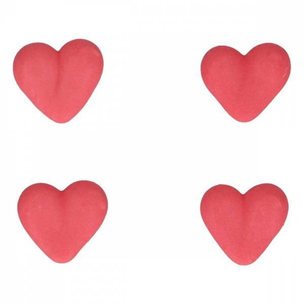 Bilde av Sukkerpynt, Røde hjerter