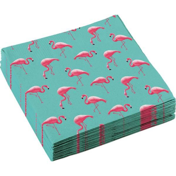 Bilde av Flamingo, Servietter 20 stk