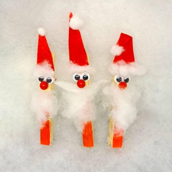 Bilde av Hobbypakke Jul, 3 nisser