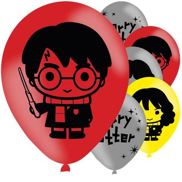 Bilde av Magiske Harry Potter, Ballonger, 8 stk