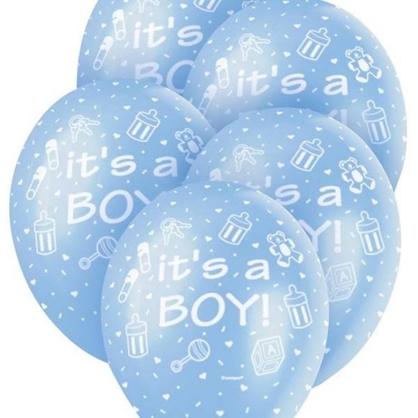 Bilde av Its a Boy Ballonger