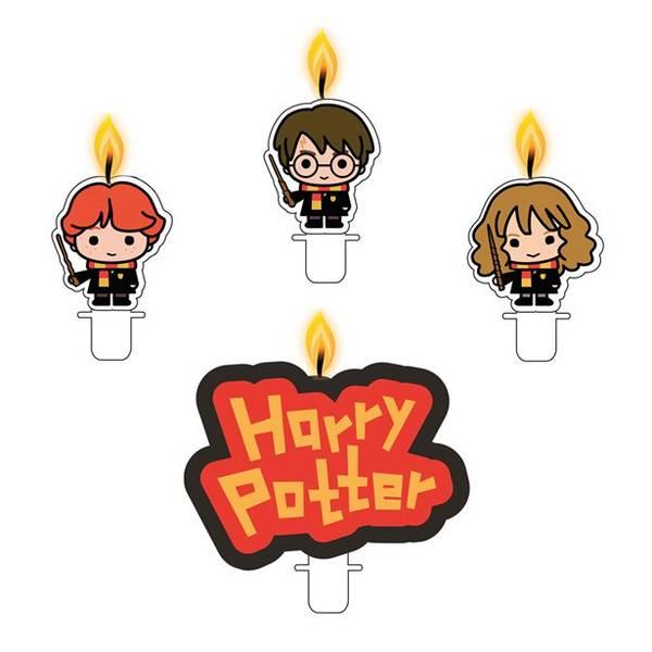 Bilde av Magiske Harry Potter, Kakelys
