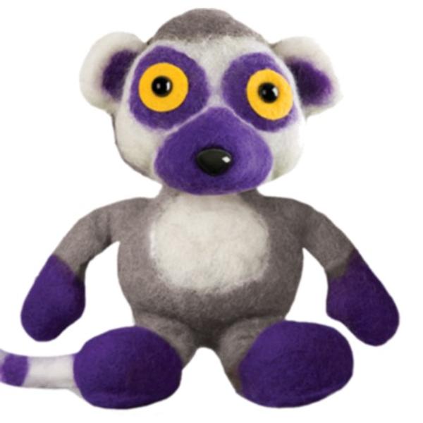 Bilde av Fuzzees kosedyr -Lemur