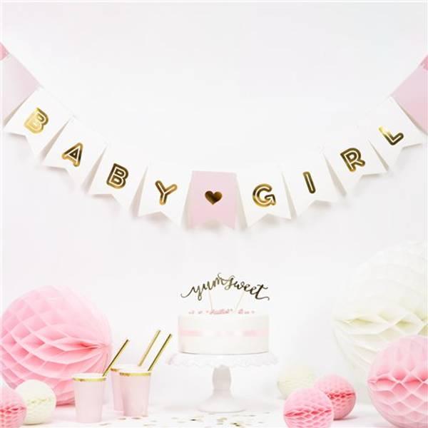 Bilde av Baby Girl Banner